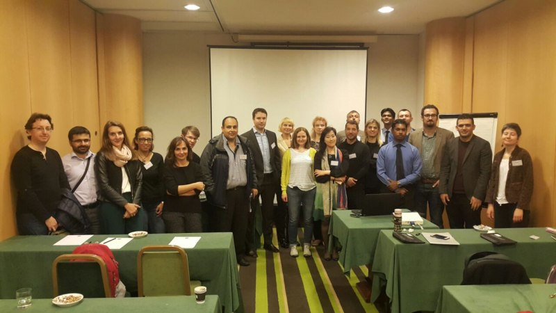 Photos of Fundamentals of Metallurgical Engineering in Lisbon #11