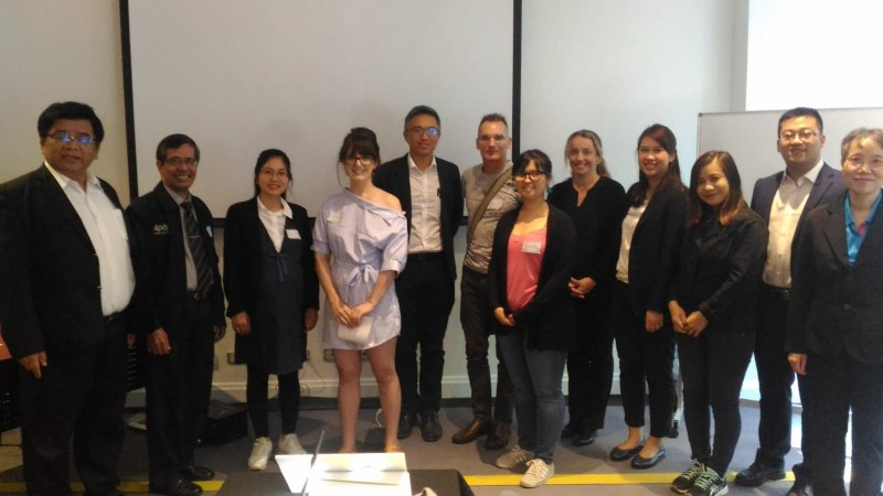 Photos of Sustainable Energy Information Technologies and Applications in Sydney #31