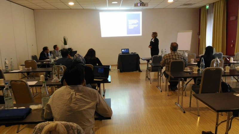 Photos of Data Analytics in Cloud in Venice #27