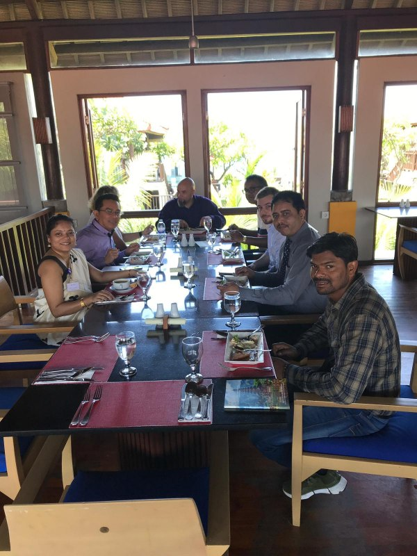 Photos of Signal Processing, Communications and Networking in Bali #7