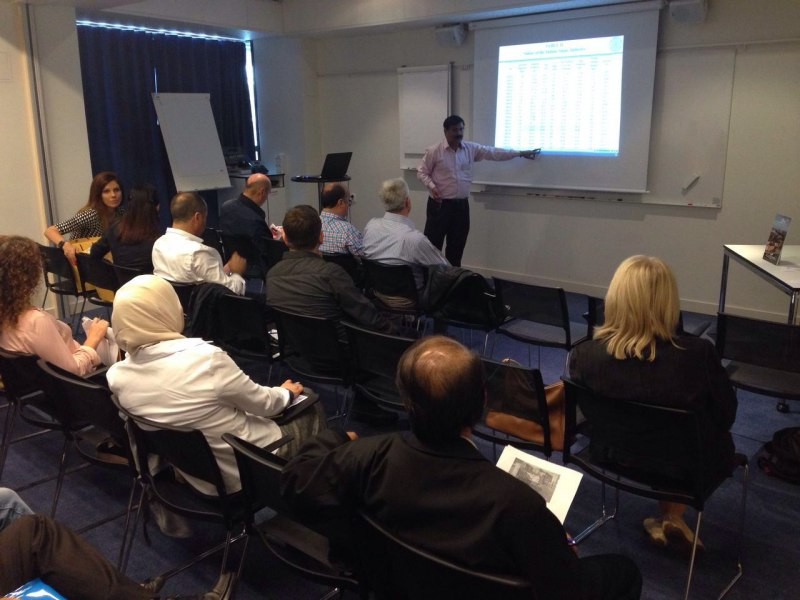 Photos of Information Management and Business Analytics in Stockholm #33