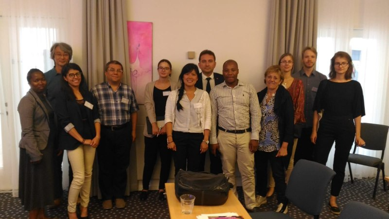 Photos of Fundamentals of Model-Based Diagnosis in Copenhagen #26