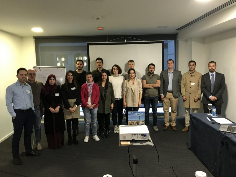 Photos of Advanced Biocybernetics in Barcelona #3