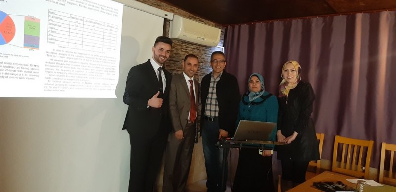 Photos of Fluorine Chemistry and Nanoparticles in Istanbul #42