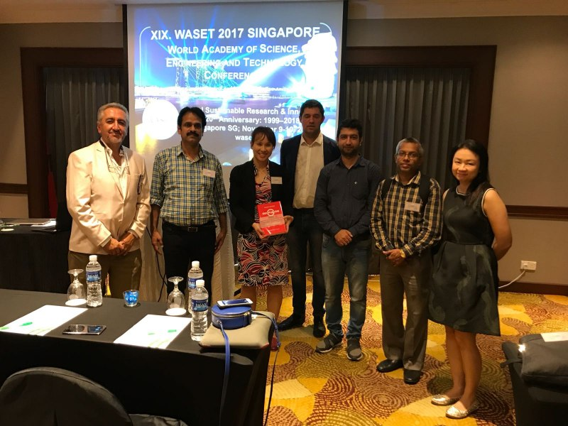 Photos of Network Robot Systems and Simulation in Singapore #46