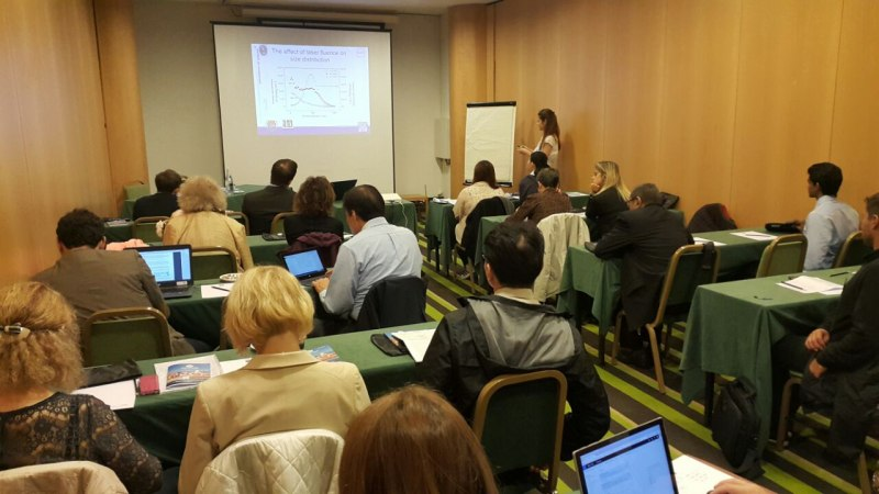 Photos of Engineering Metamaterials and Metamaterials for Wave Front and Polarization Control in Lisbon #12