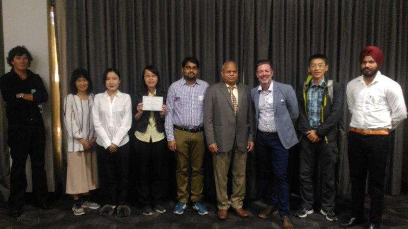 Photos of Advances in Alkali-Activated Materials and Geopolymers in Sydney #9