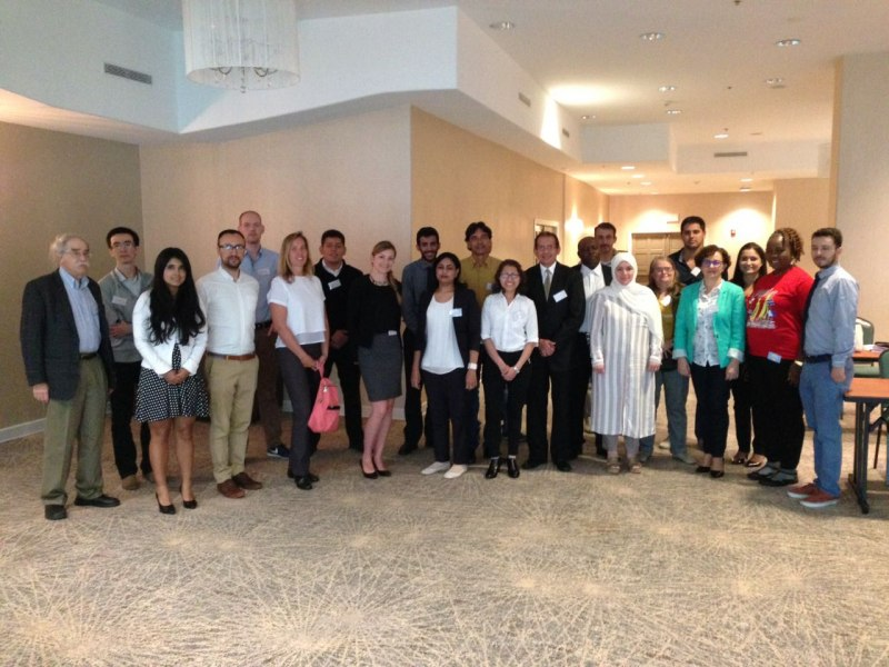 Photos of Advances in Mathematical Knowledge Management in Miami #2
