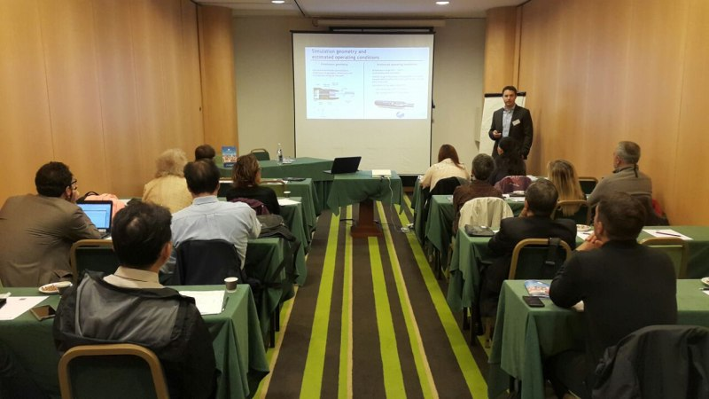 Photos of Advanced Chemical Reaction Engineering and Analytical Chemistry in Lisbon #9