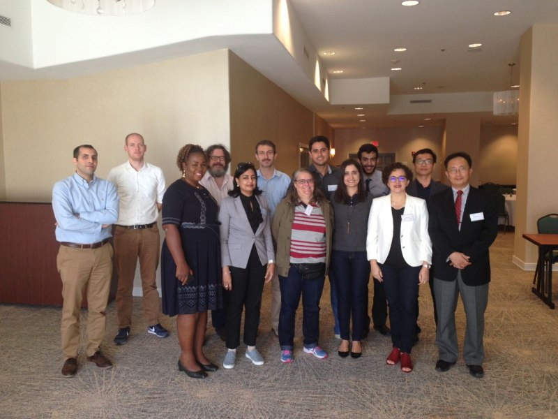 Photos of Advances in Mathematical Knowledge Management in Miami #1