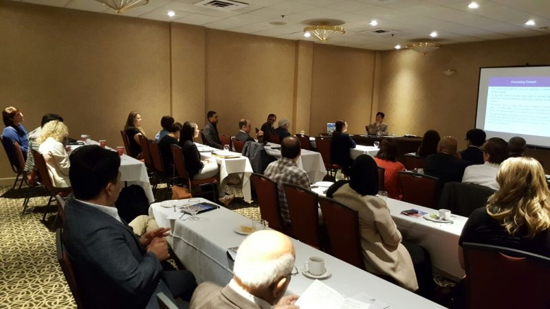 Photos of Teleinformatics, Information Technologies, Data Management and Modeling in Vancouver #49