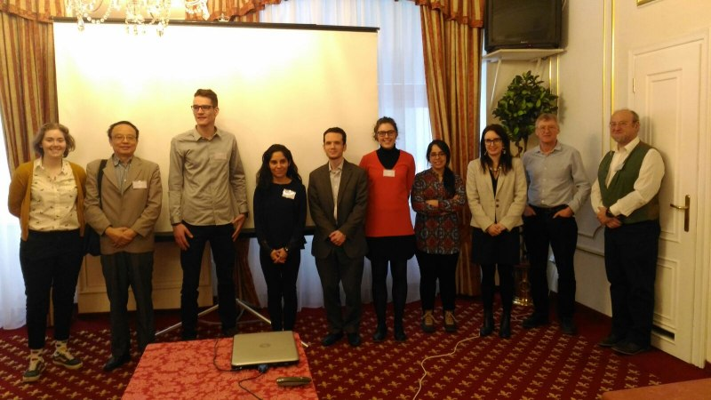 Photos of Veterinary Parasitology and New Technologies in Prague #45