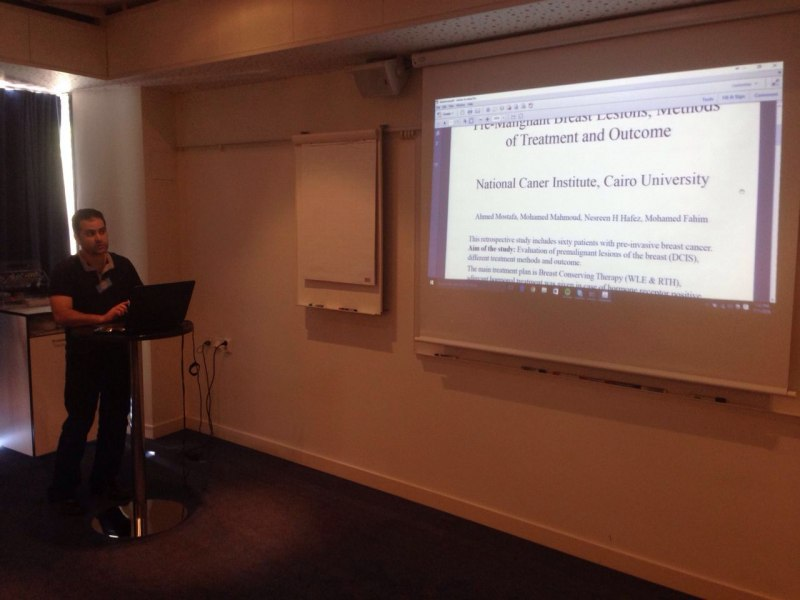 Photos of Cultural Economics and Policy Studies in Stockholm #24