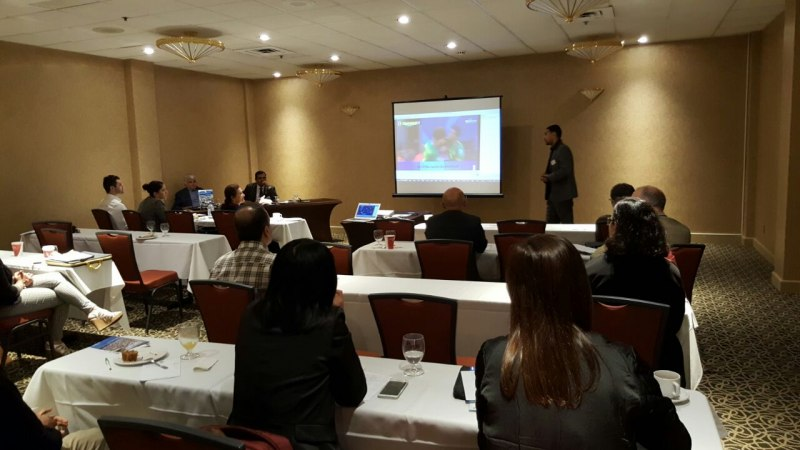 Photos of Advanced Geosciences and Geostatistics in Vancouver #35