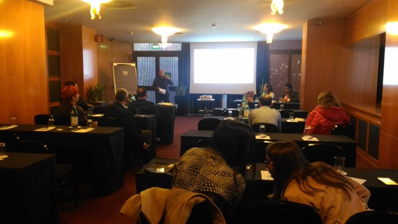 Photos of Innovation and Information Management in Rome #6
