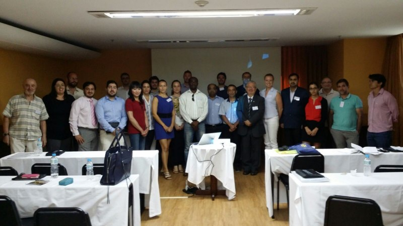 Photos of Advanced Geochemical Engineering in Rio de Janeiro #50