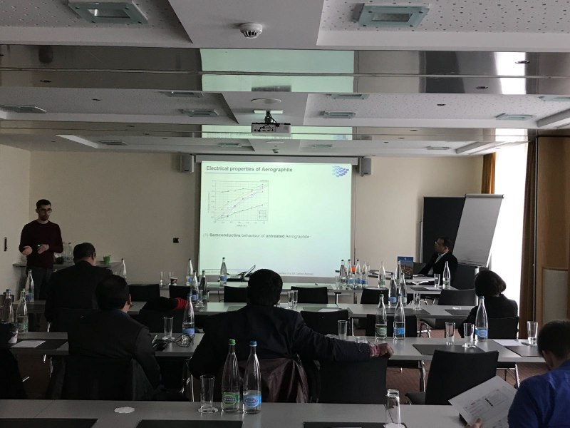 Photos of Bioelectric Sensors and Nanosensors in Zurich #9