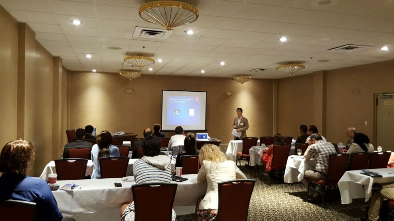 Photos of Bayesian Method and Tools for Geotechnical Practice in Vancouver #22