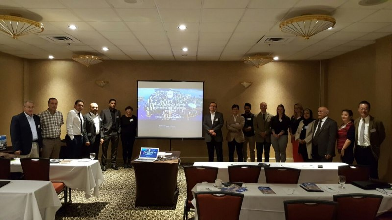 Photos of Teleinformatics, Information Technologies, Data Management and Modeling in Vancouver #10