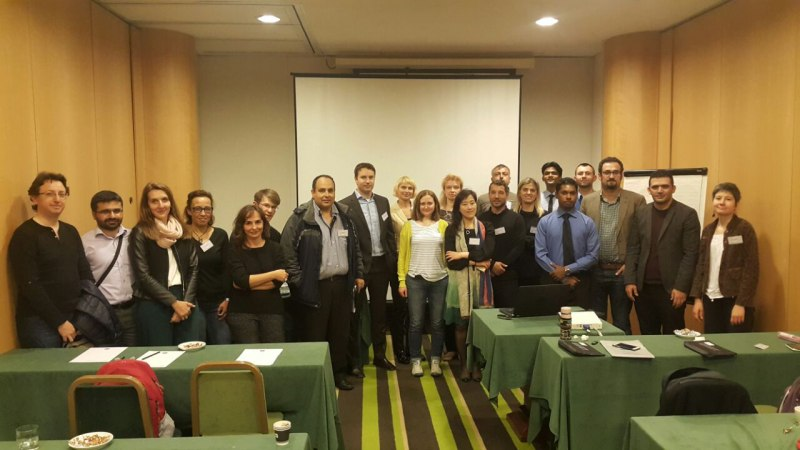 Photos of Environmental Toxicology and Risk Management in Lisbon #8