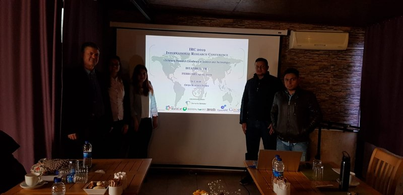 Photos of Theoretical Inorganic Chemistry and Anticancer Transition Metal Complexes in Istanbul #30