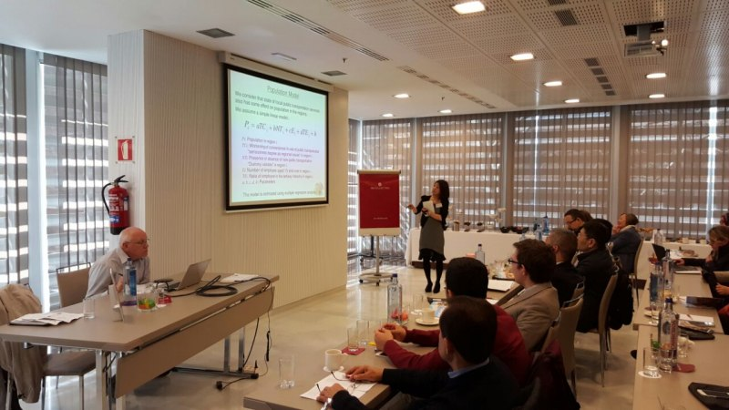 Photos of Operations Research and Scheduling Research in Madrid #23