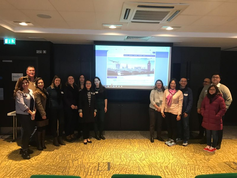 Photos of Psycholinguistic and Applied Corpus Linguistics in London #47