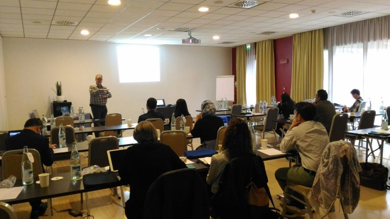Photos of Control and Optimization Methods for Communication Networks in Venice #20