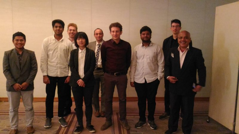 Photos of Engineering Metamaterials and Metamaterials for Biomedical Applications in Tokyo #15