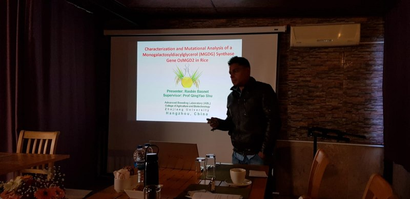 Photos of Tea Chemistry and Chemical Biology in Istanbul #29