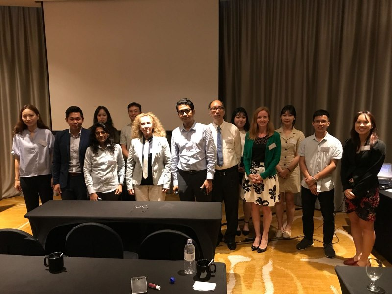 Photos of Biosensors and Nanobiotechnology in Singapore #24