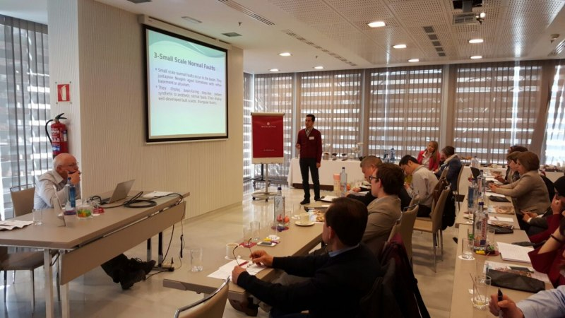 Photos of Steganalysis and Multimedia Services in Madrid #22