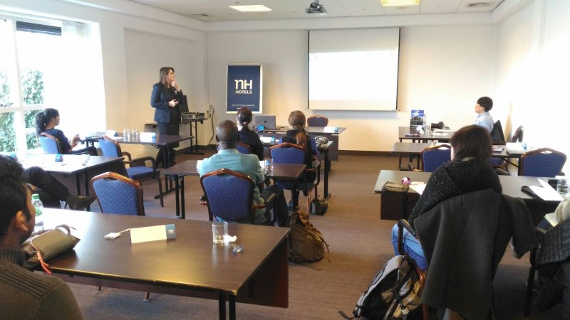 Photos of Advanced Healthcare Informatics, Principles, Techniques and Tools in Amsterdam #16