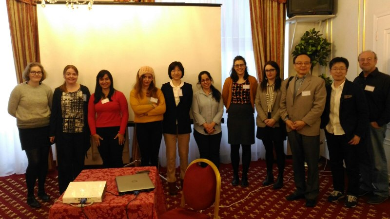 Photos of Veterinary Parasitology and New Technologies in Prague #37