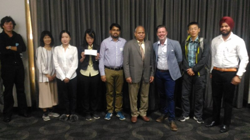 Photos of Advances in Alkali-Activated Materials and Geopolymers in Sydney #8