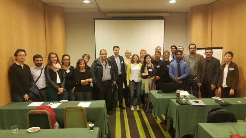 Photos of Advanced Information Engineering and Network Modeling in Lisbon #7