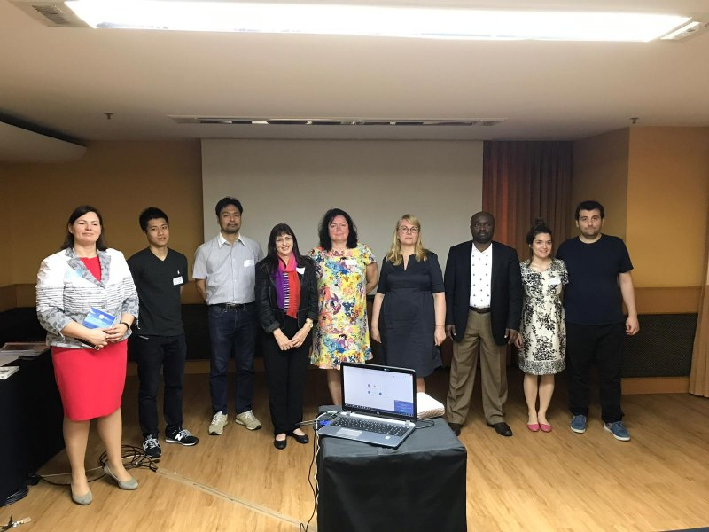 Photos of Quantum Control Engineering, Stability and Feedback in Rio de Janeiro #2
