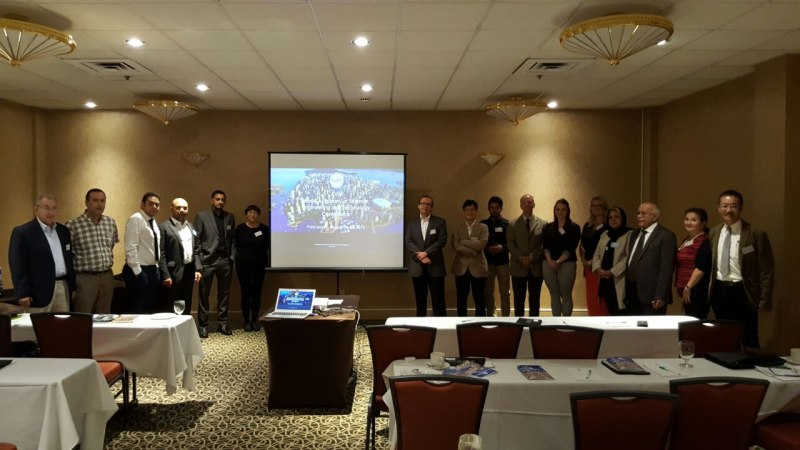 Photos of Teleinformatics, Information Technologies, Data Management and Modeling in Vancouver #15