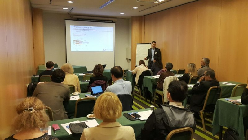 Photos of Informatics in Translational Medicine in Lisbon #6