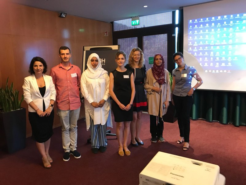 Photos of Islamic Social Science in Rome #21