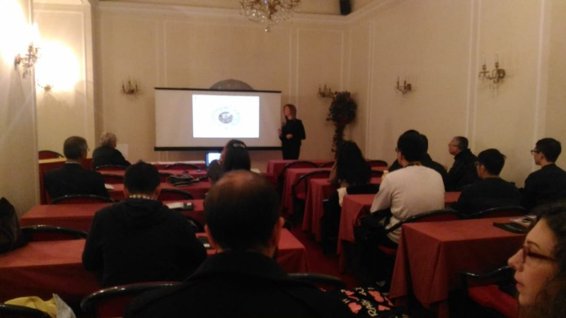 Photos of Biomimetic Composites and Applications in Prague #24