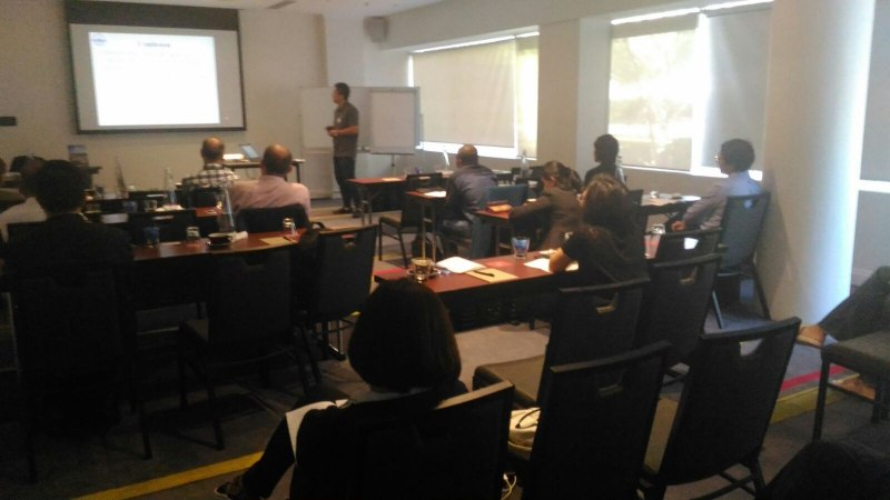 Photos of Biomolecular Kinetics, Molecular Modeling and Simulation in Sydney #47