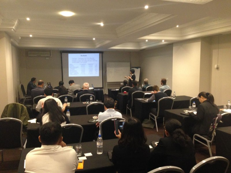 Photos of Biopharmaceutical Process Development and Mechanistic Modeling in Melbourne #21