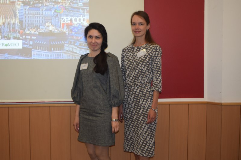 Photos of Environmental Electrochemistry and Environmental Protection in Vienna #19
