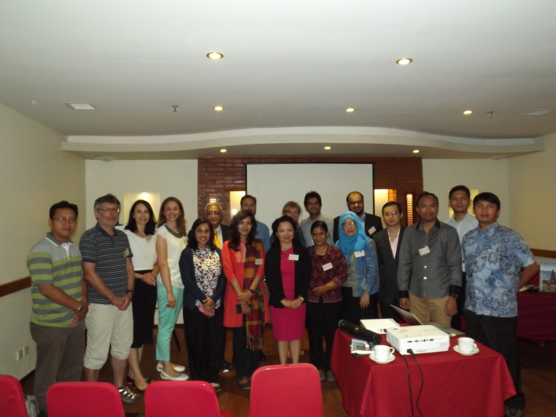 Photos of Radiation Physics and Astrophysical Plasmas in Bali #32