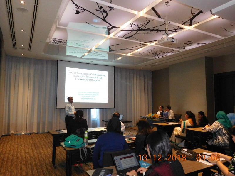 Photos of Biomedical Imaging and Sensing in Bangkok #14