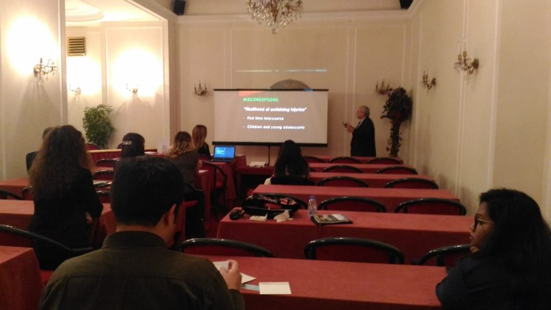 Photos of Current Trends in Radiology in Prague #23