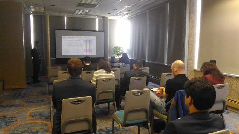 Photos of Animal Proteomics and Quantitative Proteomics in Vancouver #2