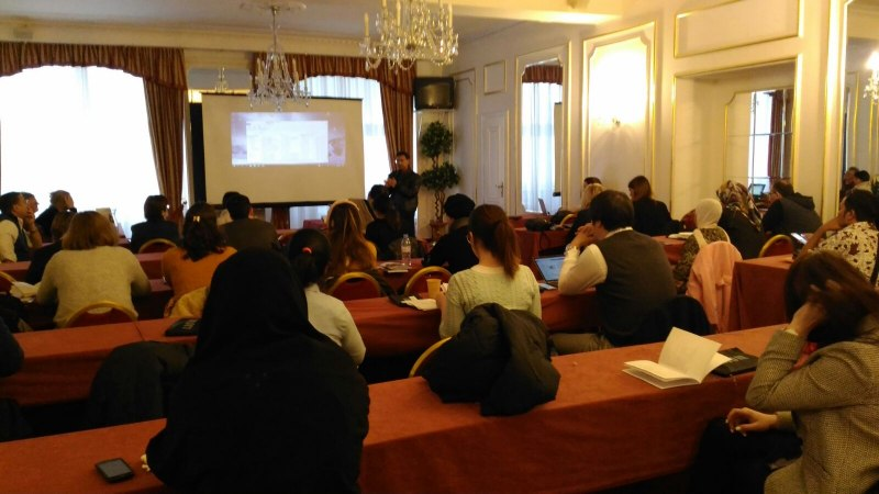 Photos of Veterinary Parasitology and New Technologies in Prague #39