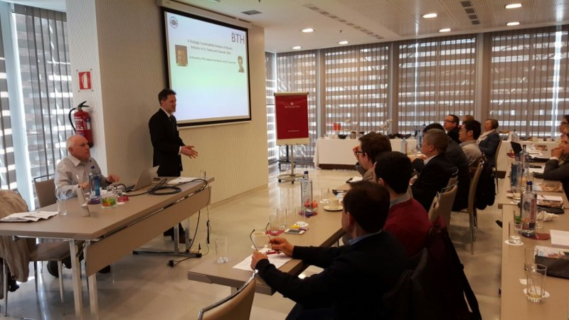 Photos of Enterprise Information Systems and Engineering in Madrid #20